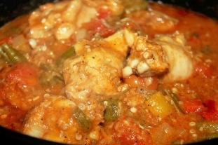 Chicken - Creole