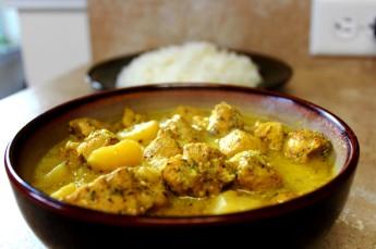 Chicken - Jamaican Curry