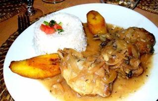 Chicken - Yassa Poulet